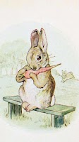 Screenshot of Beatrix Potter Wallpapers