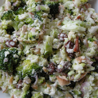 Rhyming Broccoli Salad