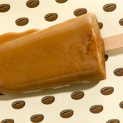 Vietnamese Coffee Ice Pops