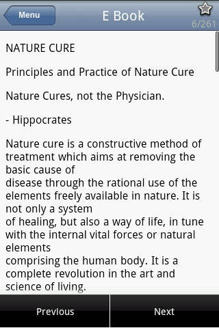 A Complete Handbook Of Nature