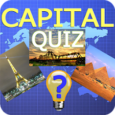 Funny capital quiz