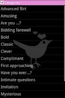 Screenshot of FlirtBird