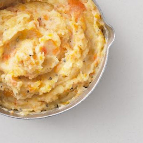 Root Vegetable Mash