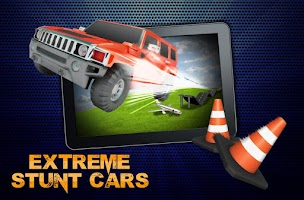 Screenshot of Free Extreme Stunt Cars Park