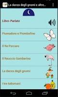 Screenshot of La danza degli gnomi ...