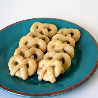 Vanilla Pretzels Cookies Recipes