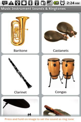 Music Sounds Ringtones