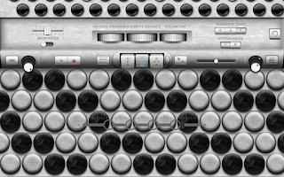 Screenshot of Android Button Accordion Bayan