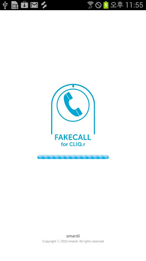 FakeCall for CLIQ.r