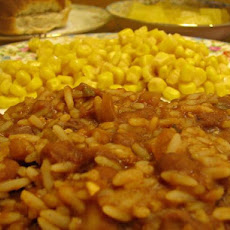 Pinto Beans and Rice in a Crock Pot (Or on Stove Top)