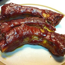 Robin's Spicy Ribs