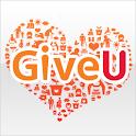 GiveU (기부앱) icon