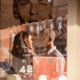 by Melanie Ayers Wells-Photography - People Couples ( couple engagement bardstown kentucky, engagement photos, bardstown, couples, engagement, kentucky )