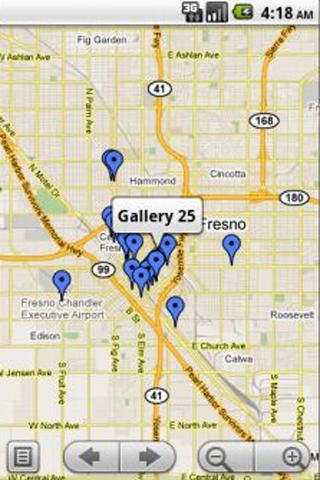 玩旅遊App|Fresno Art Hop免費|APP試玩
