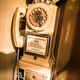 Drop Me A Dime by John Smith - Artistic Objects Other Objects ( what is that, phone, old school, antique )