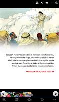 Screenshot of Injil : Cerita Paskah