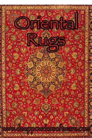 Oriental Rugs Glossary