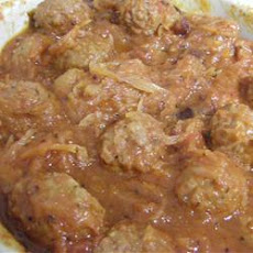 Sweet and Sour Meatballs III