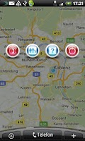 Screenshot of 12track GPS Tracking Widget