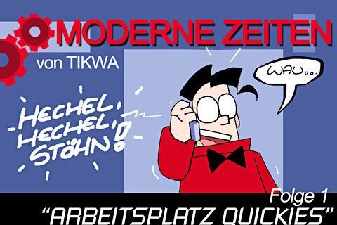 Lustige deutsche Comics F 1 LP