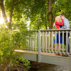 Bridge to Happiness by Glenn Pearson - People Couples