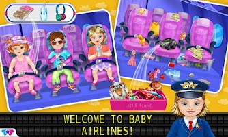 Screenshot of Baby Airlines