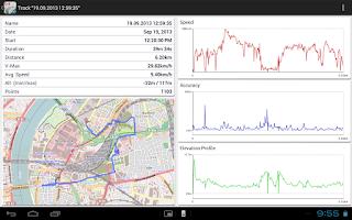 Screenshot of Canada Topo Maps Pro