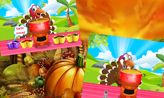 Screenshot of Cook games for kids - turkey