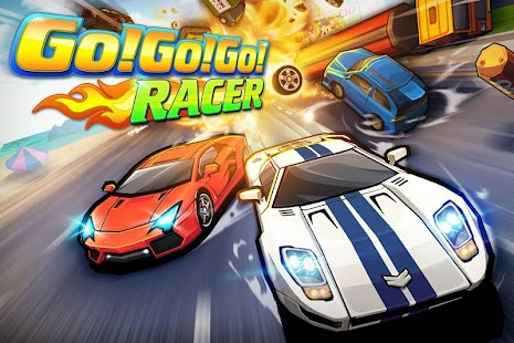 Go!Go!Go!:Racer apk screenshot