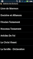 Screenshot of Scripture Mastery App (Fra)