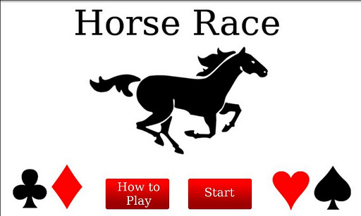 Horse Race Drinking Game