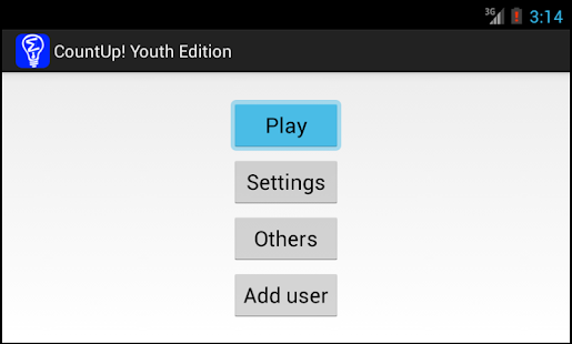 CountUp! Youth Edition - screenshot