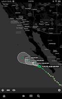 Screenshot of MyRadar Weather Radar