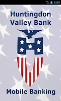 Screenshot of Huntingdon Valley Bank