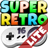 Game SuperRetro16 Lite (SNES) APK for Kindle