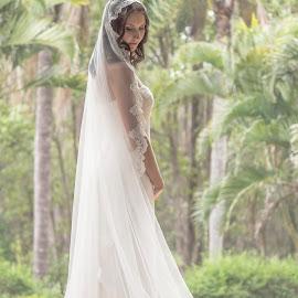 Masterpiece by Kathryn Cherry - Wedding Bride ( , fashion, urban portrait, urban fashion, unique outfit )