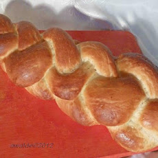Zopf or Braided Bread