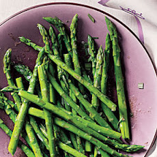 Browned Butter Asparagus