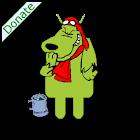Mutley Donate icon