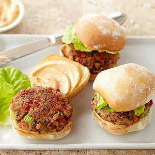 Southern-Style Veggie Sliders