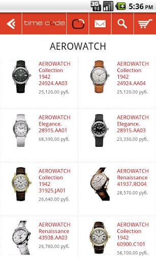 Магазин часов TimeCode.ru