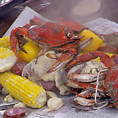 Whole Blue Crabs New Orleans-style