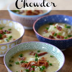 Potato and Cauliflower Chowder