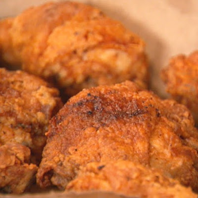 Quick Fried Chicken