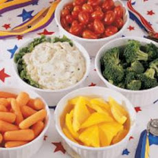 Gold-Medal Vegetable Dip