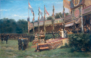 RIJKS: Mari ten Kate: painting 1895