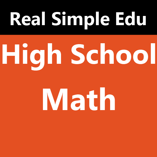 High School Math LOGO-APP點子