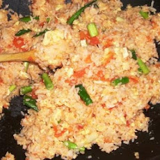 Egg Fried Rice - Easy!
