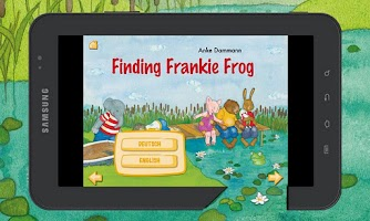 Screenshot of Finding Frankie Frog