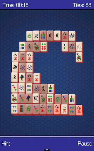 Mahjong (Full) - screenshot